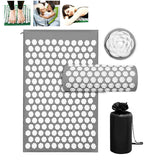 Shakti Mat Rose Shape Spike Acupressure Mat Yoga Cushion Body Massager