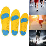 Shock Absorption Plantar Fascitis Inserts PU Insoles