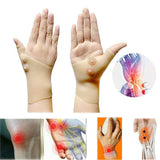 Magnetic Therapy Wrist Support Hand Thumb Gloves