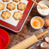 Silicone Non-Stick Baking Pastry Mat  for Cake Cookie Macaron