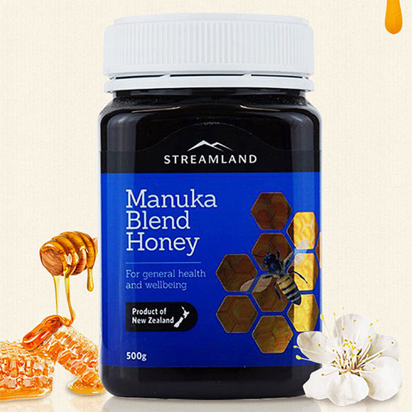 Streamland Manuka Blend Honey 500g