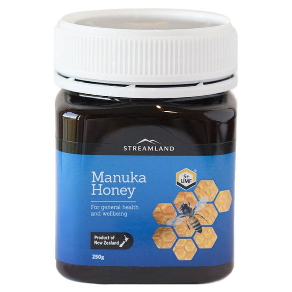 Streamland Manuka Honey UMF 5+ 250g