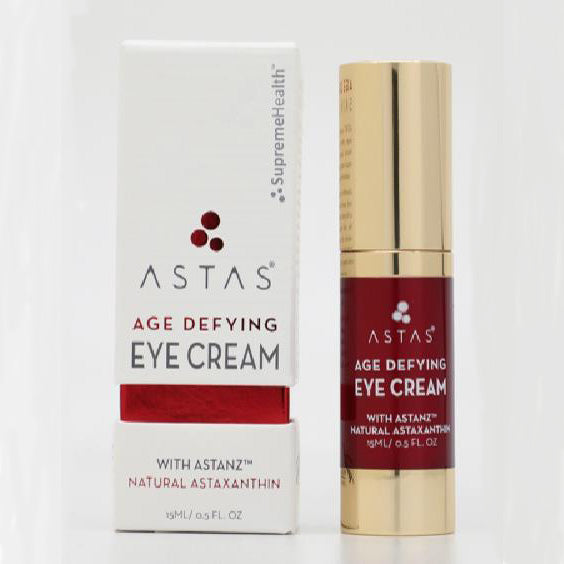 SupremeHealth ASTAS Age Defying Eye Cream 15ml
