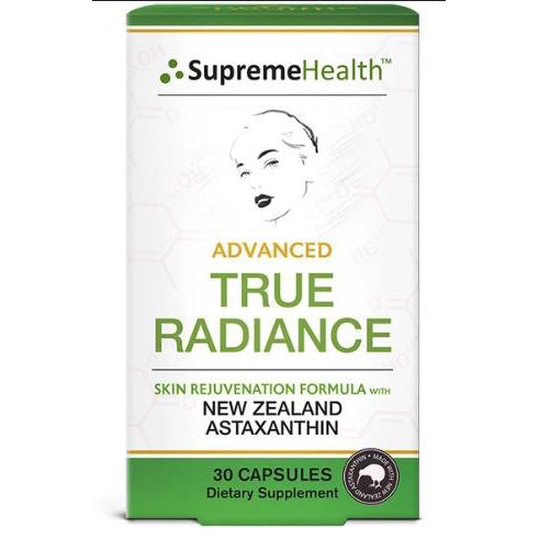 SupremeHealth Advanced True Radiance 30 Capsules