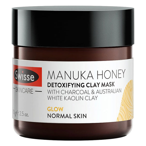 Swisse Manuka Honey Detoxifying Face Mask 70g