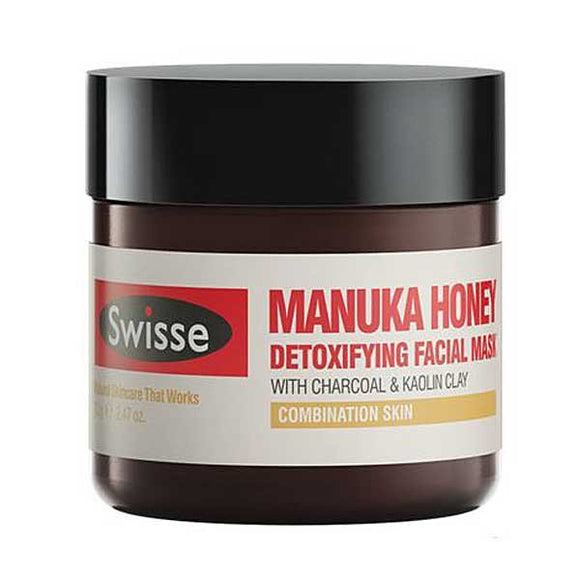 Swisse Manuka Honey Detoxifying Face Mask