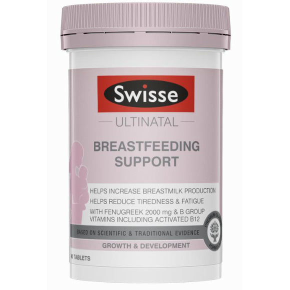 Swisse Ultinatal Breast Feeding Support 90 Tablets