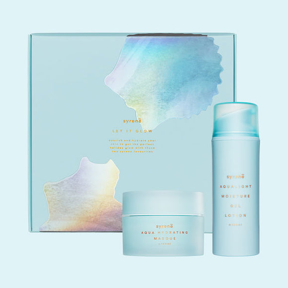 Syrene LET IT GLOW - Mask + Lotion