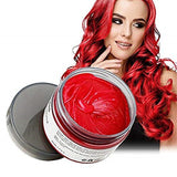 Temporary Hair Style Dye Mud Instant Natural Hair Color 120g