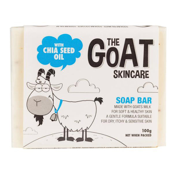 The Goat Handmade Skin Soap 100g - with China Seed Oil