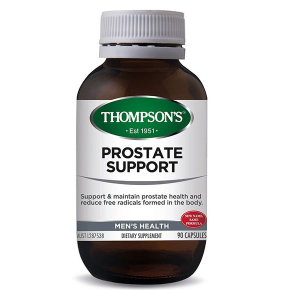 Thompson's Prostate Support - 90 Capsules