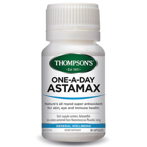 Thompson's One-A-Day Astamax - 30 Capsules