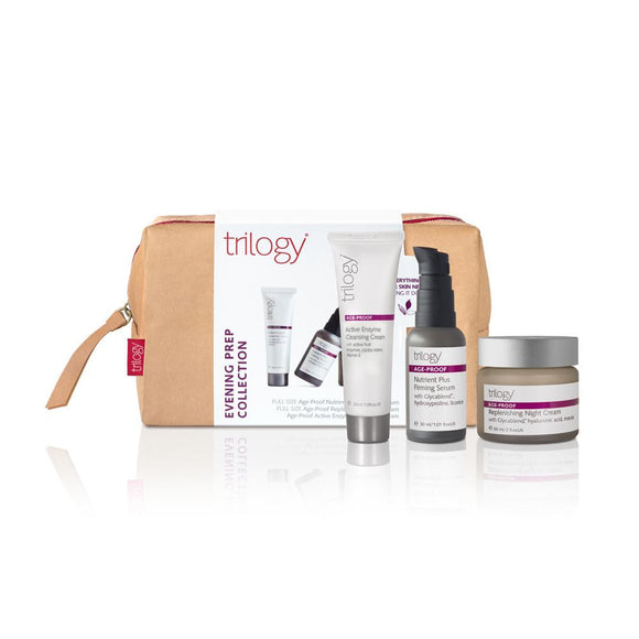 Trilogy Evening Prep Collection Set 3 Items