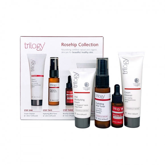 Trilogy Rosehip Collection Gift Set 4x Items