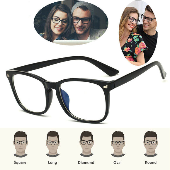 Unisex Anti Blue Light Blocking Glasses Computer Screen Protect Eyes
