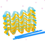 Wave Hair DIY Curler Roller Heatless Water Ripple Magic Curler
