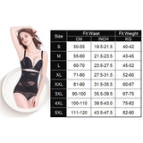 Women High Waist Trainer Body Shaper Shapewear Butt Lifter Seamless Panties