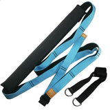 Yoga Fitness Sports Leg Stretcher Back Bend Assist Trainer Waist Exercise Band