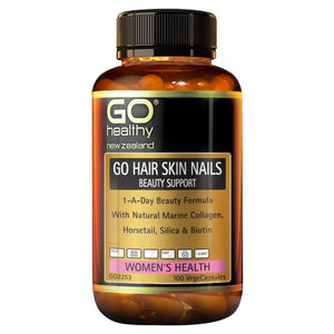 Go Healthy Go Hair Skin Nails - Beauty Support