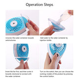 Summer Personal USB Water Spray Misting Cooling Fan Humidifier
