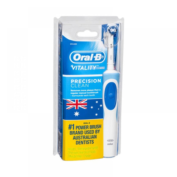 Oral-B Vitality Precision Clean Rechargeable Power Toothbrush