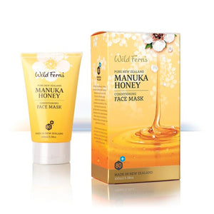 Parrs Wild Ferns Manuka Honey Conditioning Face Mask 100mL