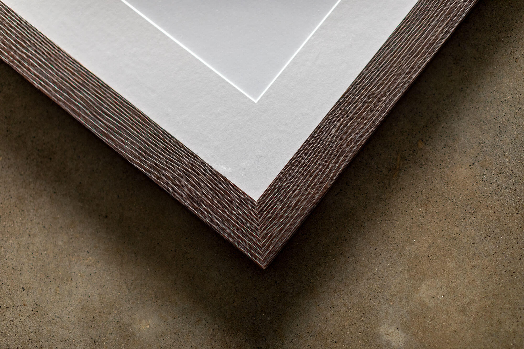 Andrew Semark Photography - Print Frame Selection (Chocolate)