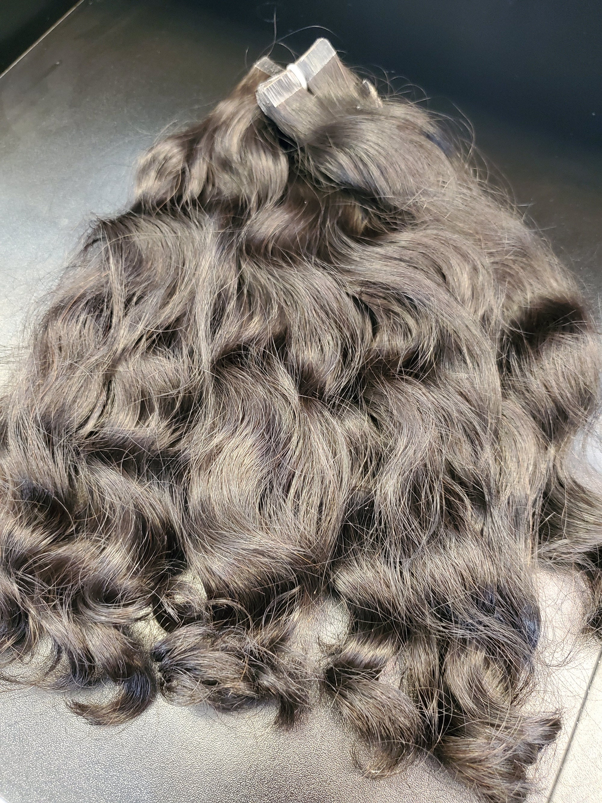Type 2 Textured Extensions (Wavy)