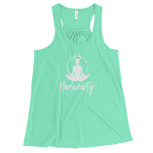 Load image into Gallery viewer, Namanasty Flowy Racerback Tank
