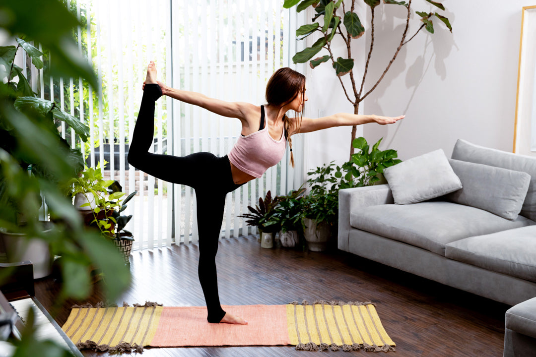 Top 3 Tips for Choosing Your Healthiest Yoga Mat Ever!