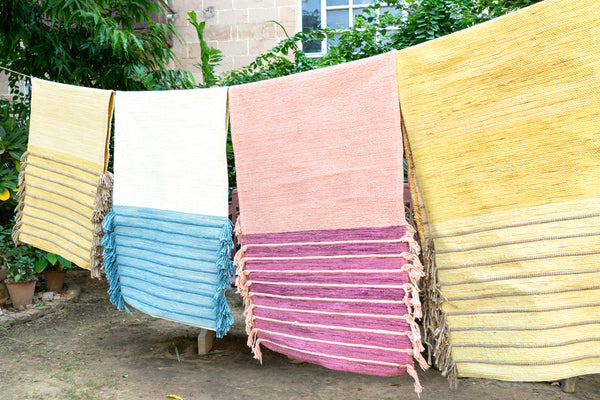 Bennd Yoga Mats Drying In The Shade
