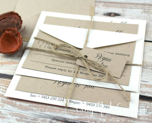 Rustic Tag Bundle