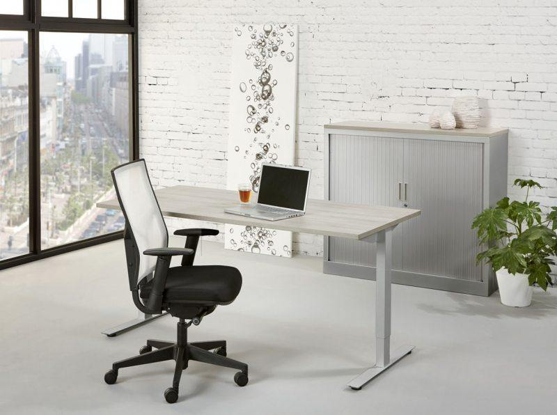 Bureau Teezz 180x80 cm freeshipping - Tom Kantoor & Projectinrichting