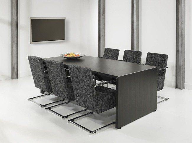Vergadertafel Manage-It 220x100cm - Tom Kantoor & Projectinrichting