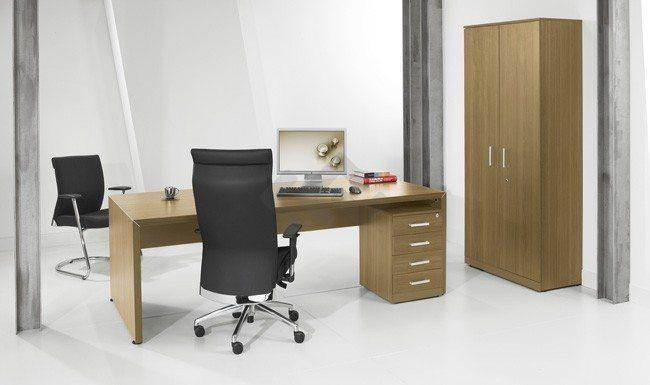 Bureau Manage-It 210X90cm freeshipping - Tom Kantoor & Projectinrichting