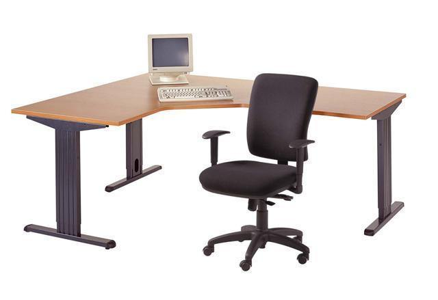 Hoekbureau Cadbureau 200x160cm - Tom Kantoor & Projectinrichting