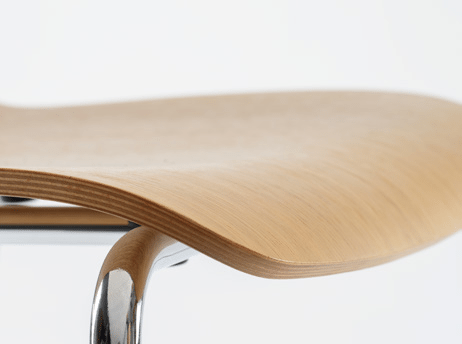 De Vorm Slim M Stack chair - Tom Kantoor & Projectinrichting
