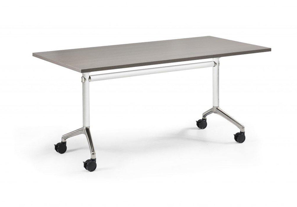 Verrijdbare klaptafel Turn&Go freeshipping - Tom Kantoor & Projectinrichting
