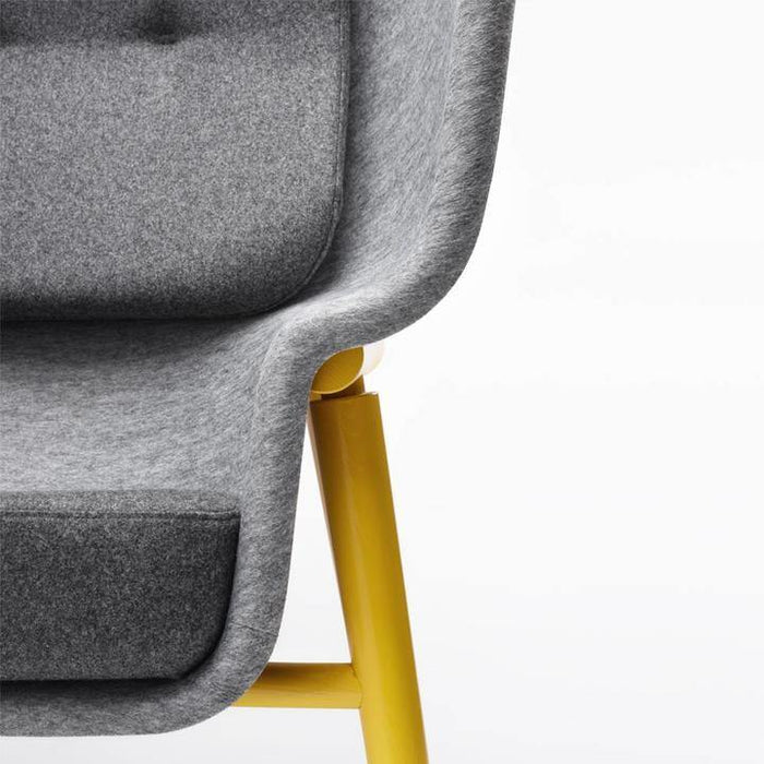 Pod PET Felt Privacy Chair
