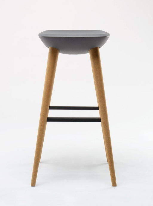De Vorm Pebble Bar Stool XL - Tom Kantoor & Projectinrichting