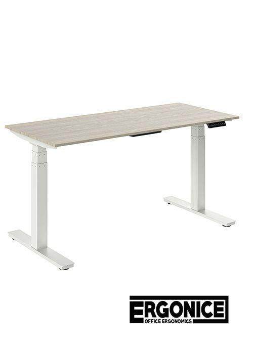 Ergo Pro bureau 140x80 cm freeshipping - Tom Kantoor & Projectinrichting
