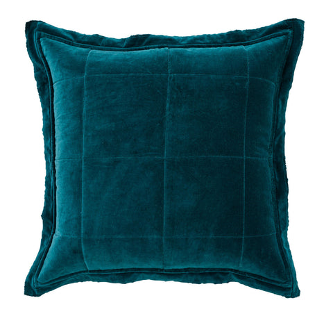 Villa Cushion - Teal
