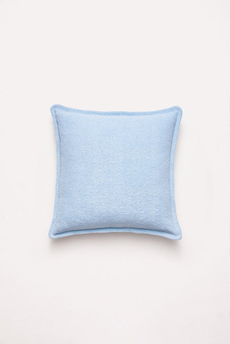 Big Boucle Cushion - Sky