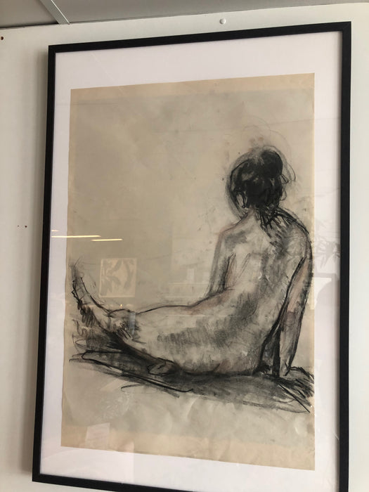 Beatrice - Charcoal Nude