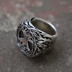 CC™ Odin's Gallows ring