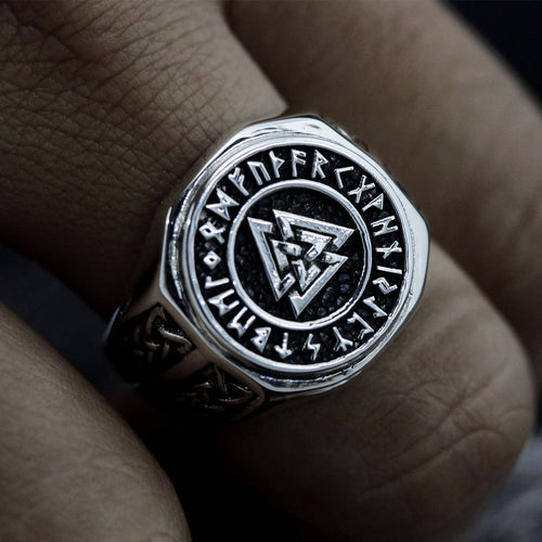 CC™ Viking Codex ring