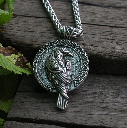 CC™ Raven Harbinger Necklace
