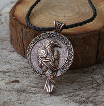 Load image into Gallery viewer, CC™ Raven Harbinger Necklace