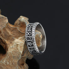 Load image into Gallery viewer, CC™ Futhark ring