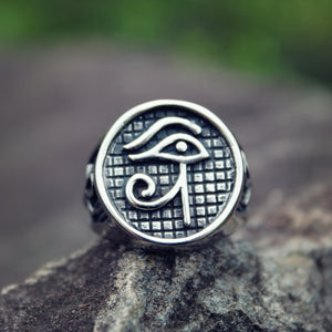 Horus Eye Ring